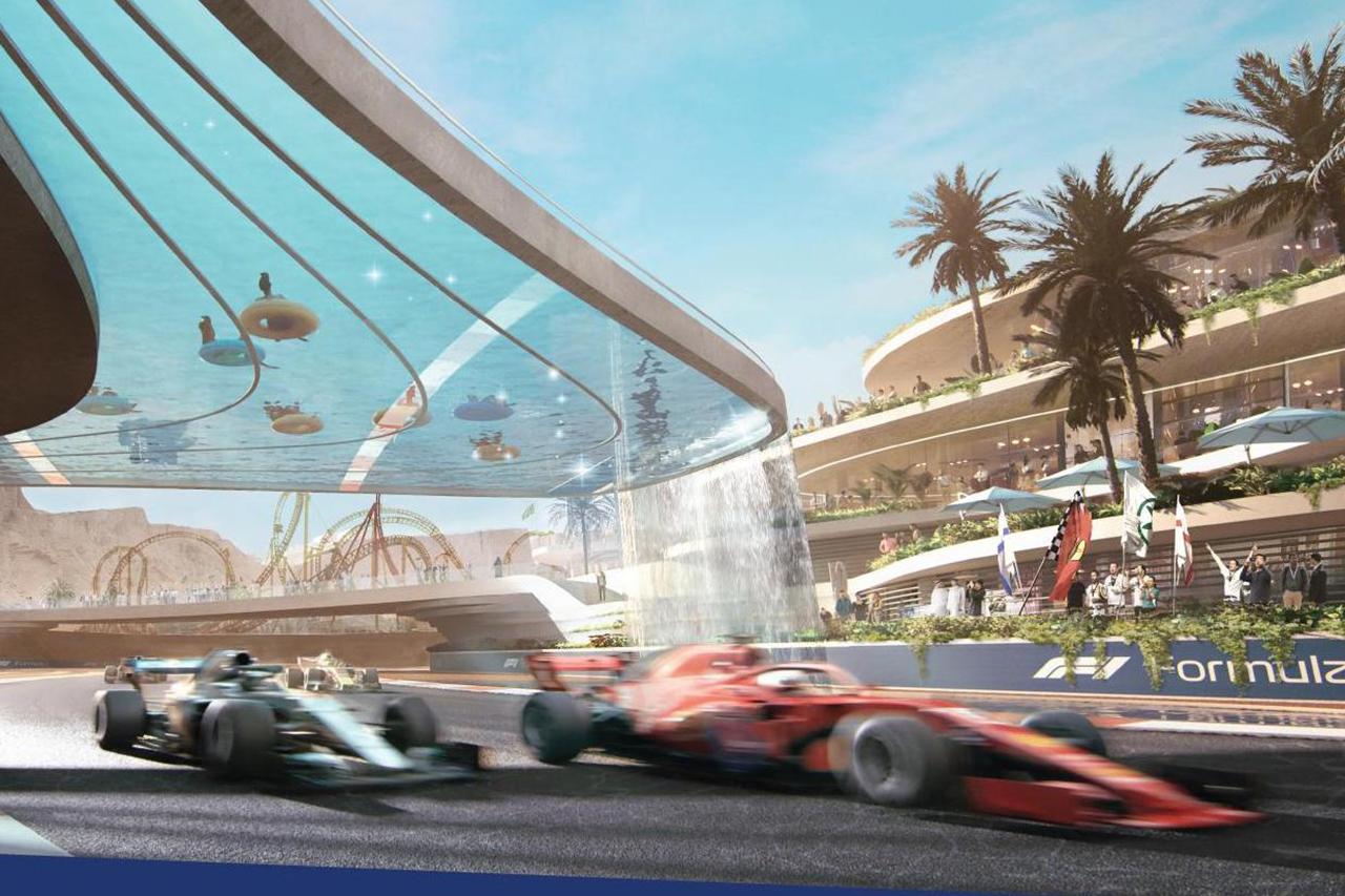 F1サウジアラビアGP、2021年から年間70億円の開催契約を締結?