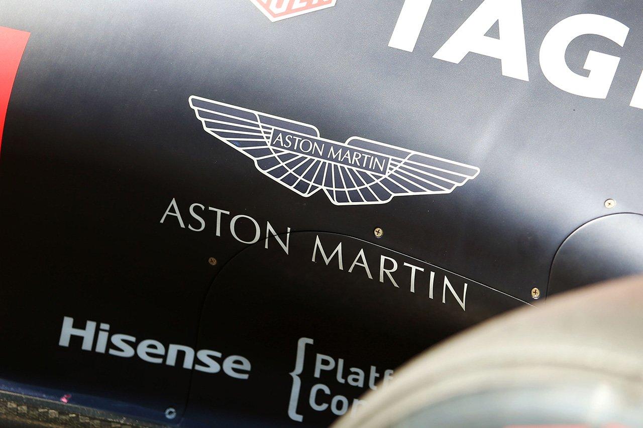 レーシングポイントがアストン買収の場合はホンダのF1エンジン搭載?