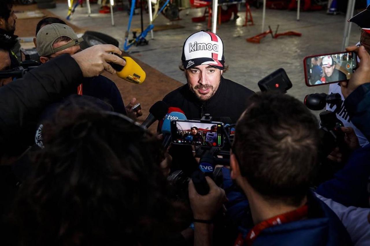 フェルナンド・アロンソ、2021年のフェラーリでのF1復帰の可能性を除外
