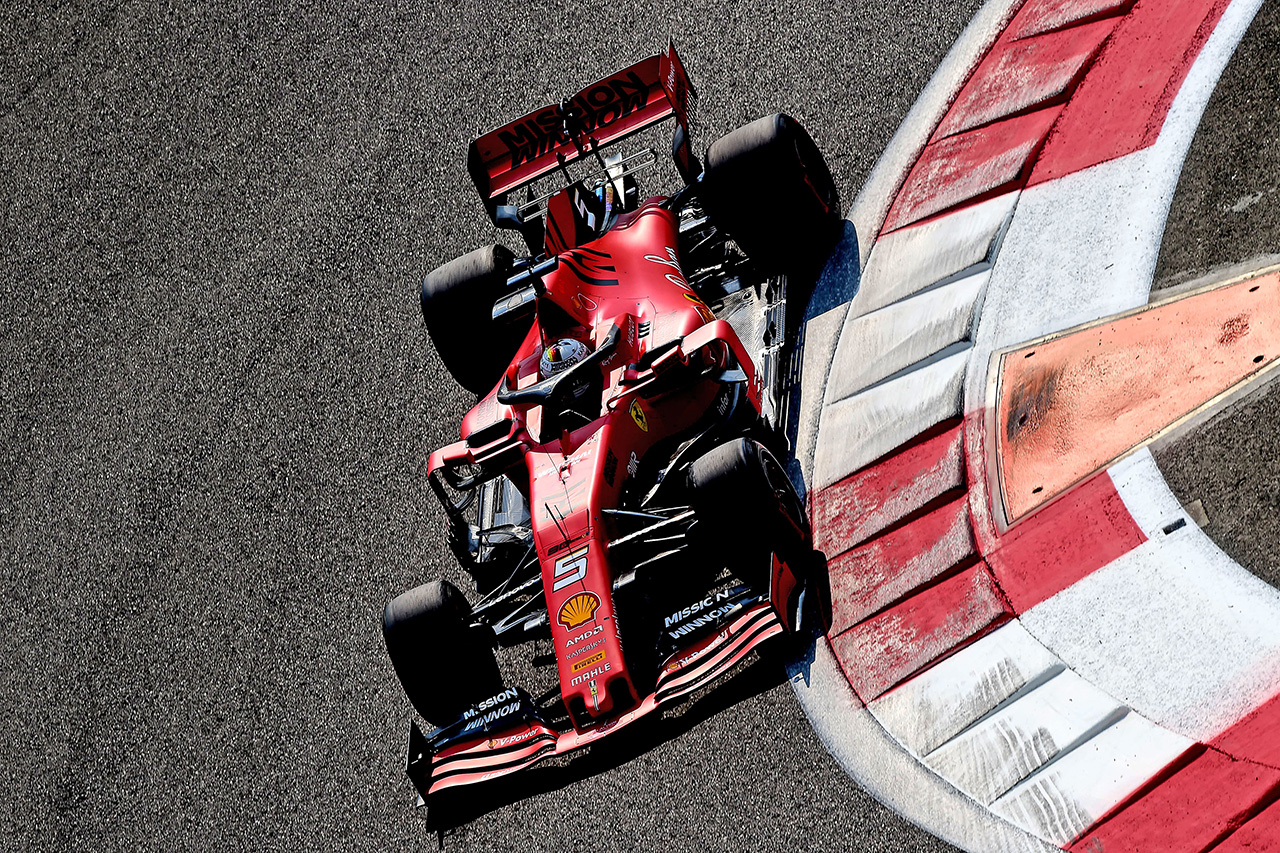 フェラーリ、2020年F1マシンはショートホイールベース化?