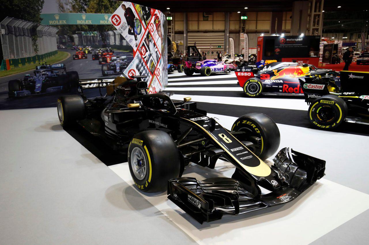 ハースF1チーム、2020年F1マシン『VF-20』がクラッシュテストに合格