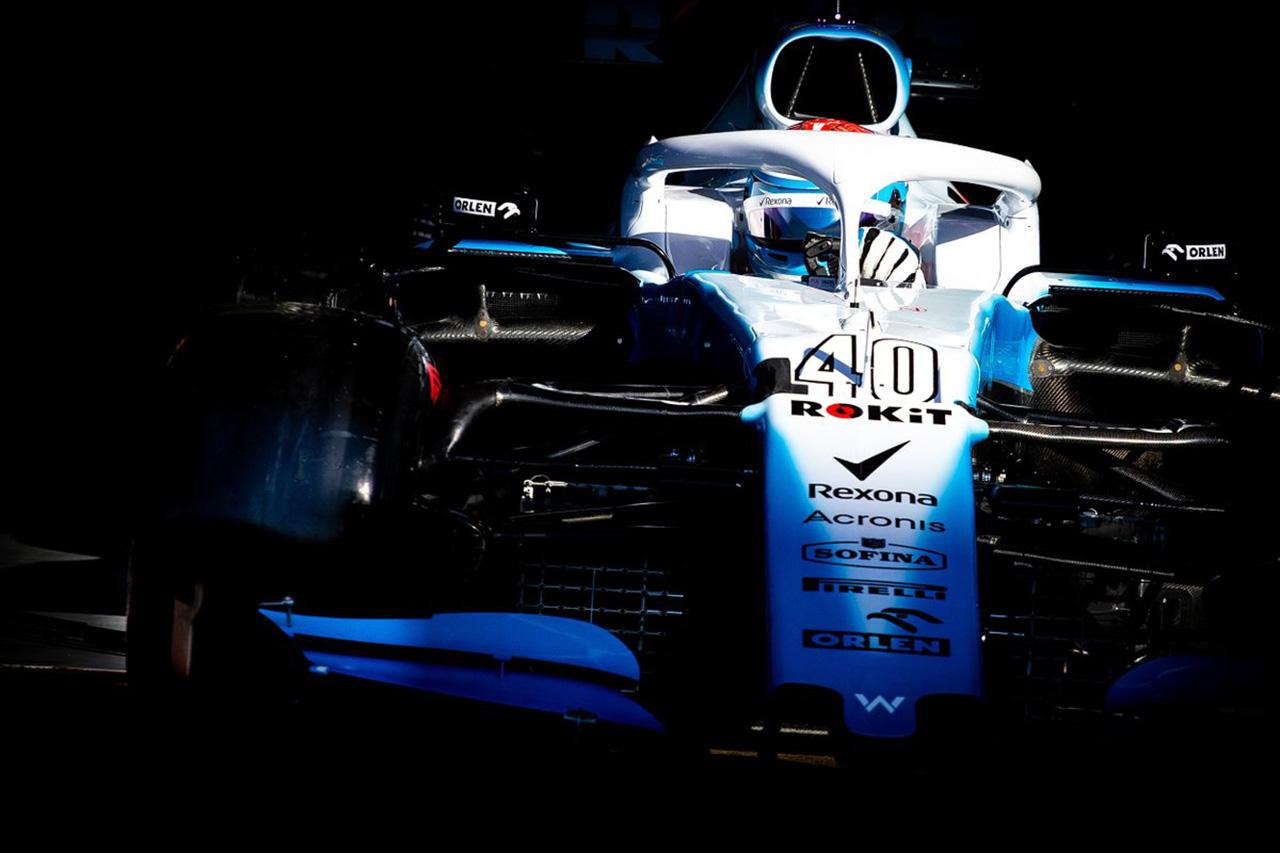 ウィリアムズ、2020年F1マシン『FW43』がクラッシュテストに一発合格