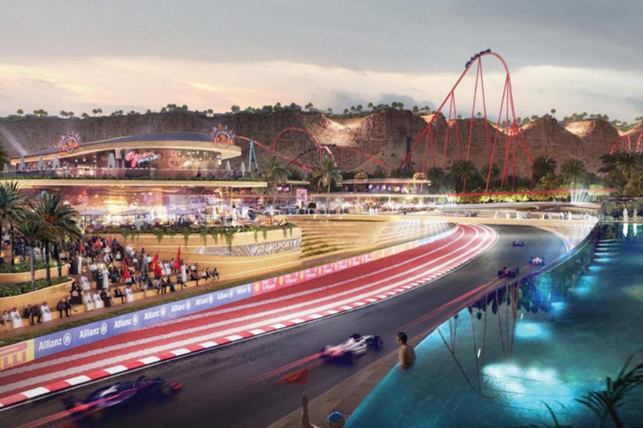 F1サウジアラビアGP、キディア・サーキットでの開催計画を発表