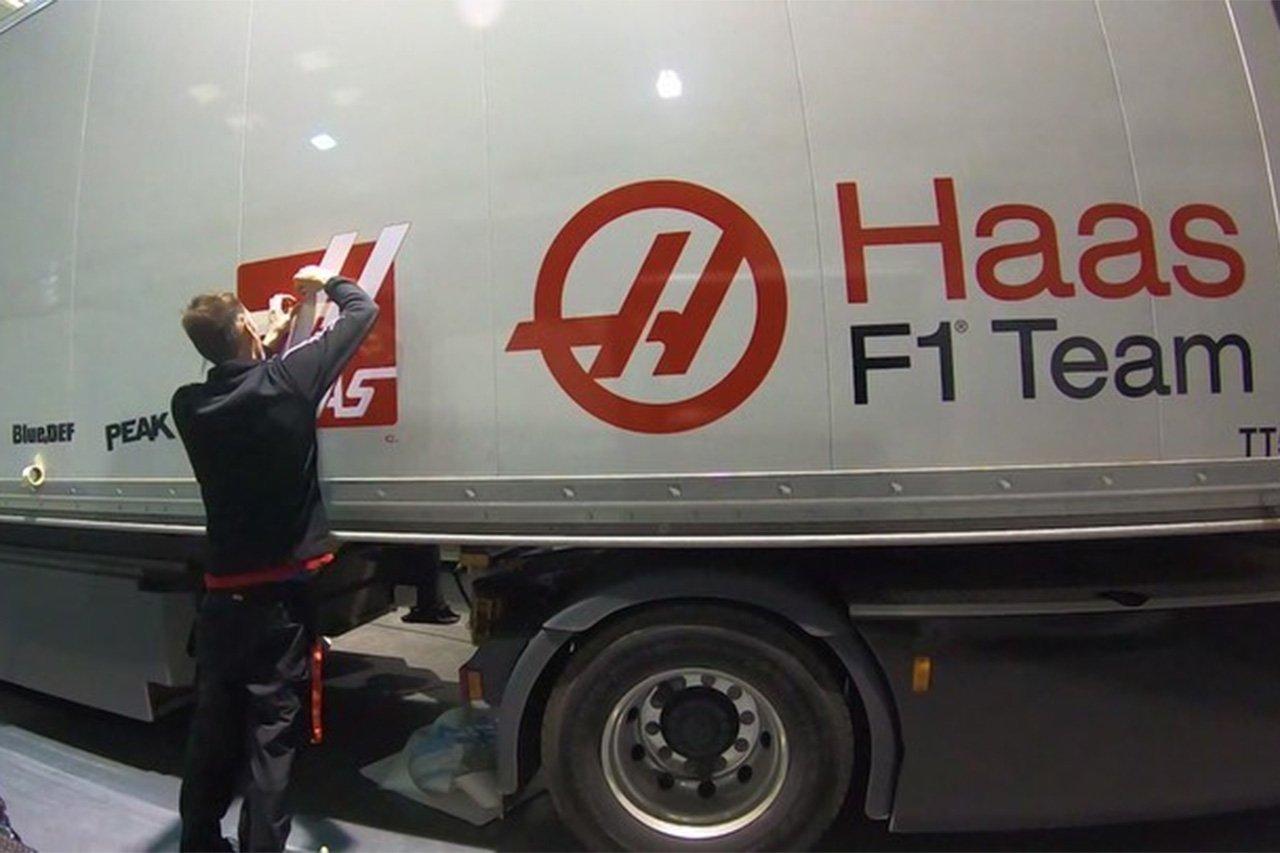 ハースF1チーム、2020年のカラーリングは原点回帰?