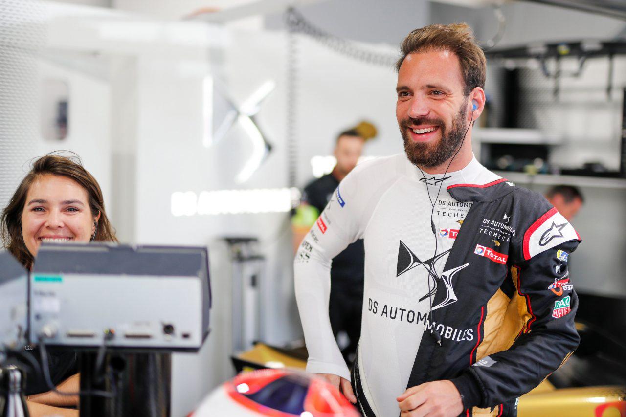ジャン・エリック・ベルニュ 「F1時代は自分を王様だと勘違いしていた」