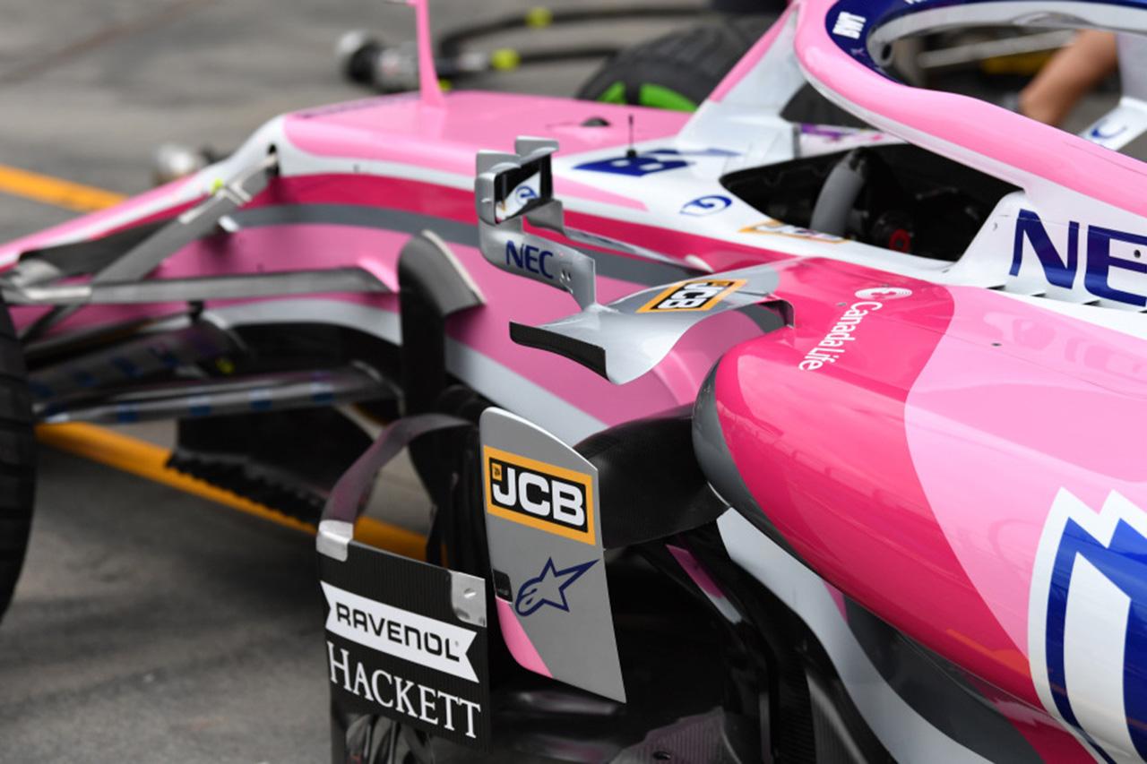 レーシング・ポイントF1チーム 「2020年マシンは昨年からの進化型」