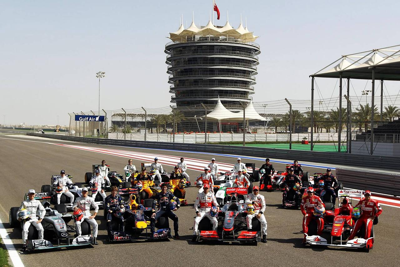 F1チーム、2020年F1マシンとドライバーの集合写真撮影を拒否