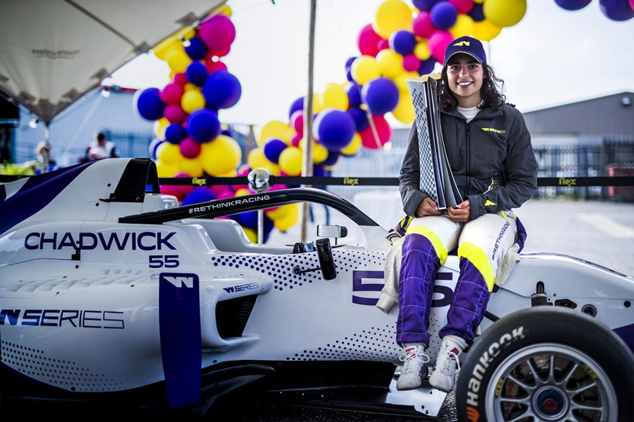 ジェイミー・チャドウィック 「F1に到達するという夢を急いではいない」