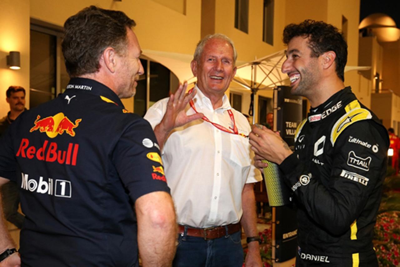 レッドブルF1 「ダニエル・リカルドがいれば選手権2位で終えられた」