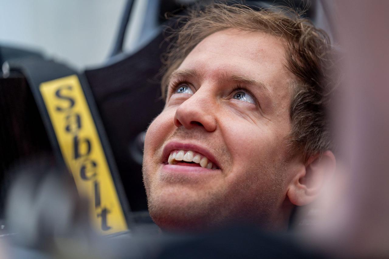 セバスチャン・ベッテル、フェラーリの2020年F1マシンでシート合わせ