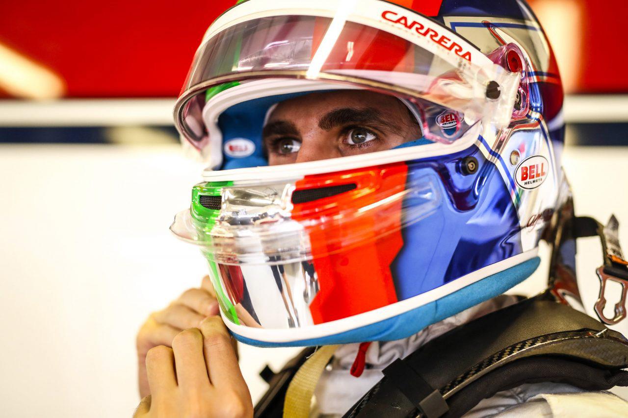アントニオ・ジョビナッツィ 「フェラーリのF1シート獲得のチャンスはある」