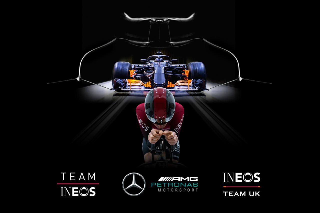 メルセデスF1チーム、イネオスと28億円のスポンサー契約との報道