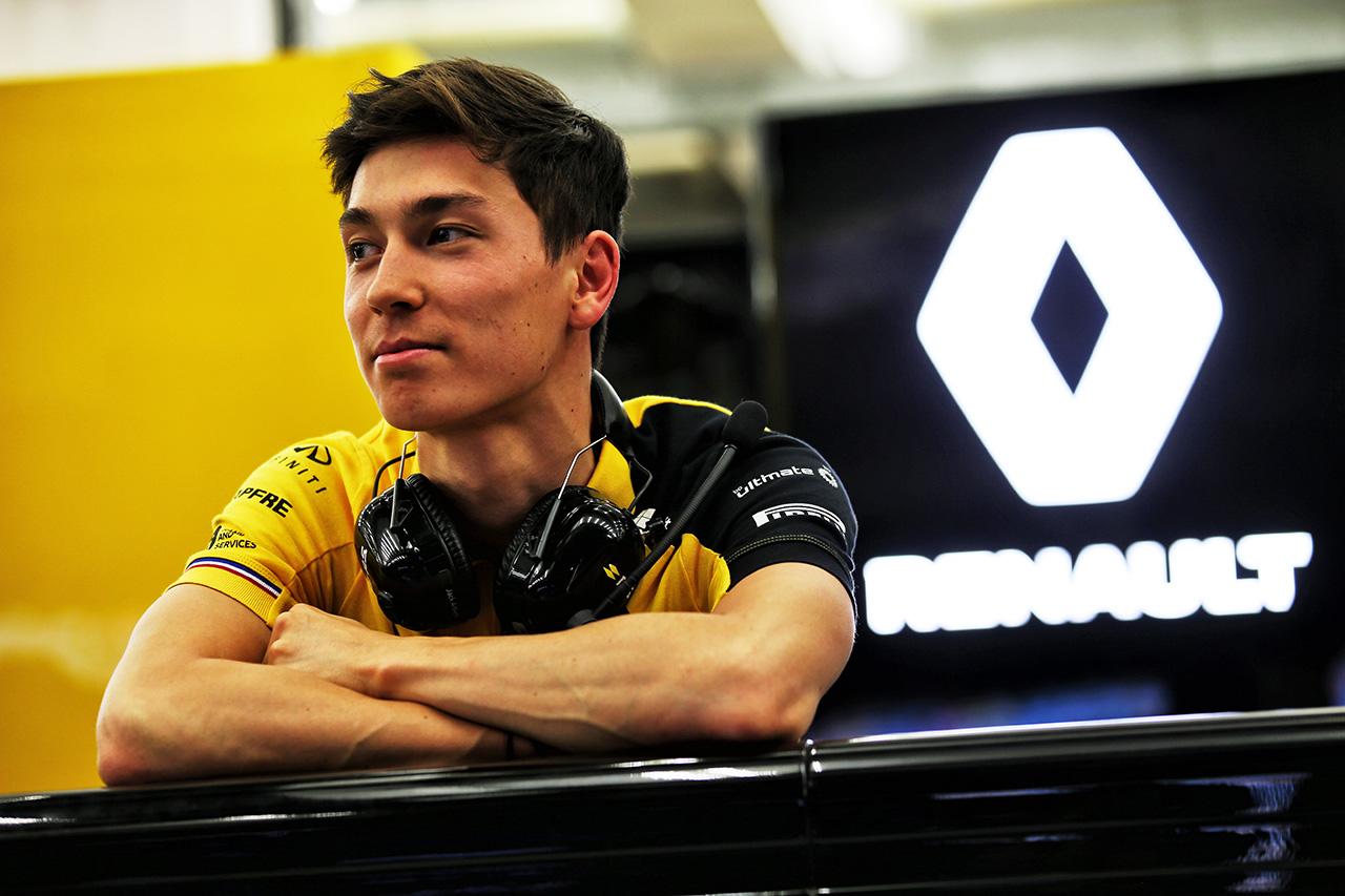 ジャック・エイトケン、ルノーF1チームとの関係を終了