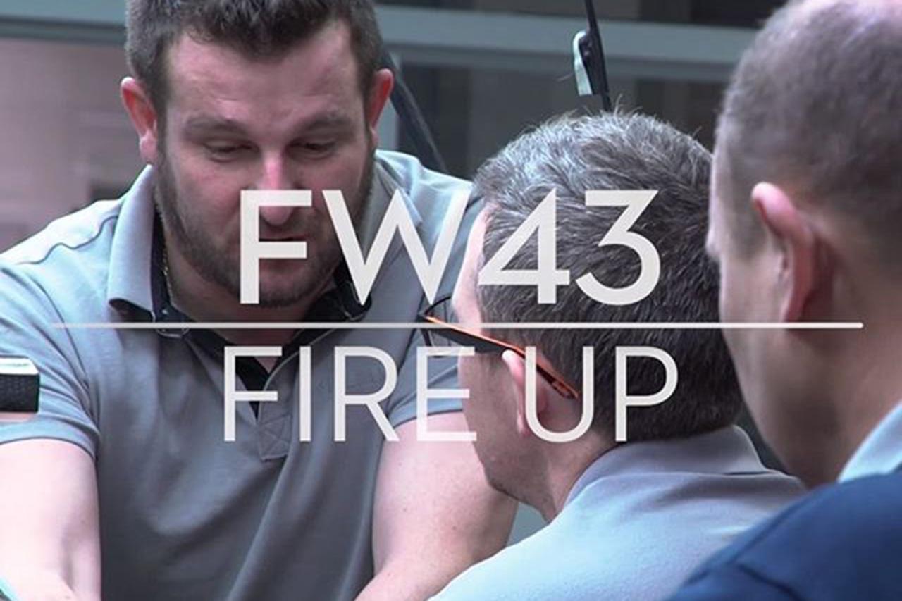 【動画】 ウィリアムズ、2020年F1マシン『FW43』のエンジンを初始動