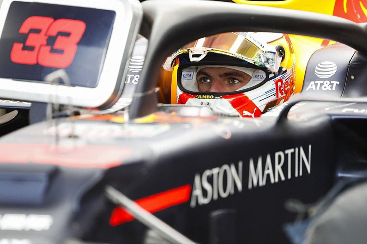 マックス・フェルスタッペン 「勝つためには常に改善の余地がある」 / レッドブル・ホンダF1