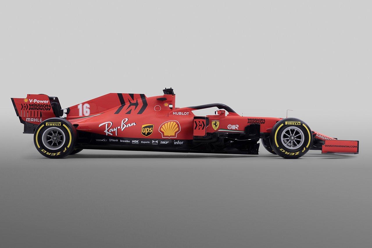 フェラーリ SF1000