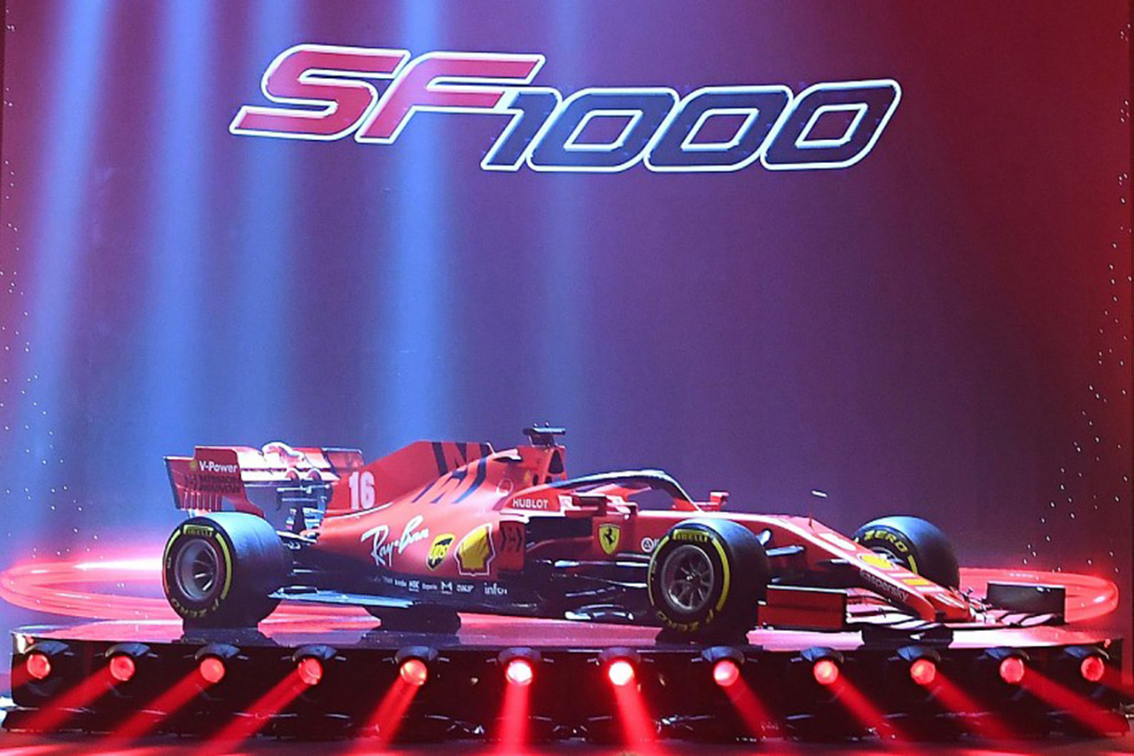 フェラーリF1 「SF1000は極端なコンセプトを採用している」