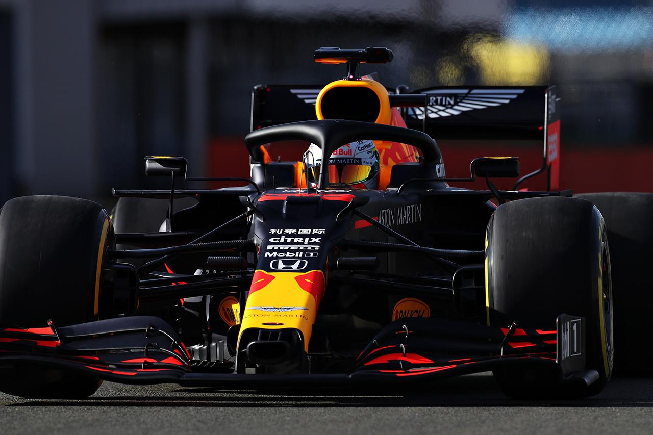 レッドブル 「ホンダの2020年型F1エンジンは多くの改善を果たしている」