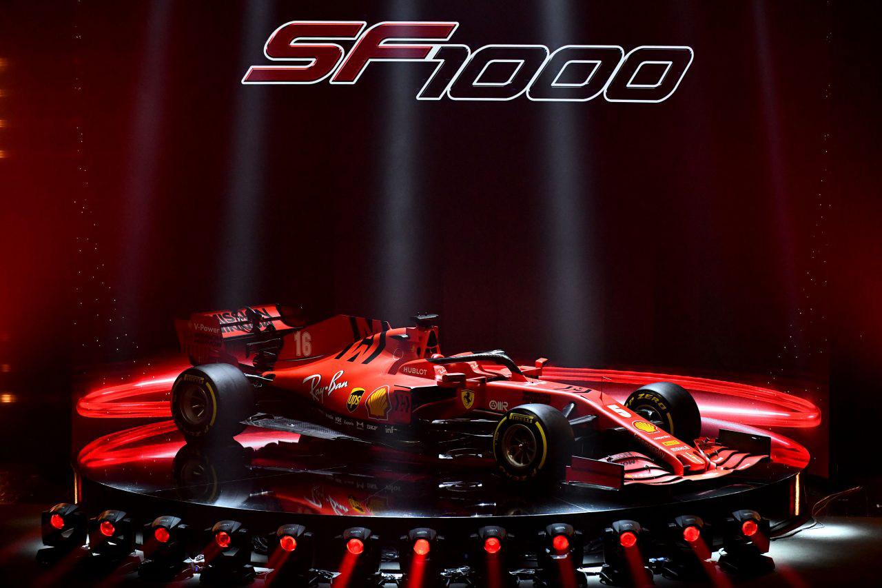 イタリア消費者団体、フェラーリ SF1000の押収を政府に要求 / F1タバコ広告問題