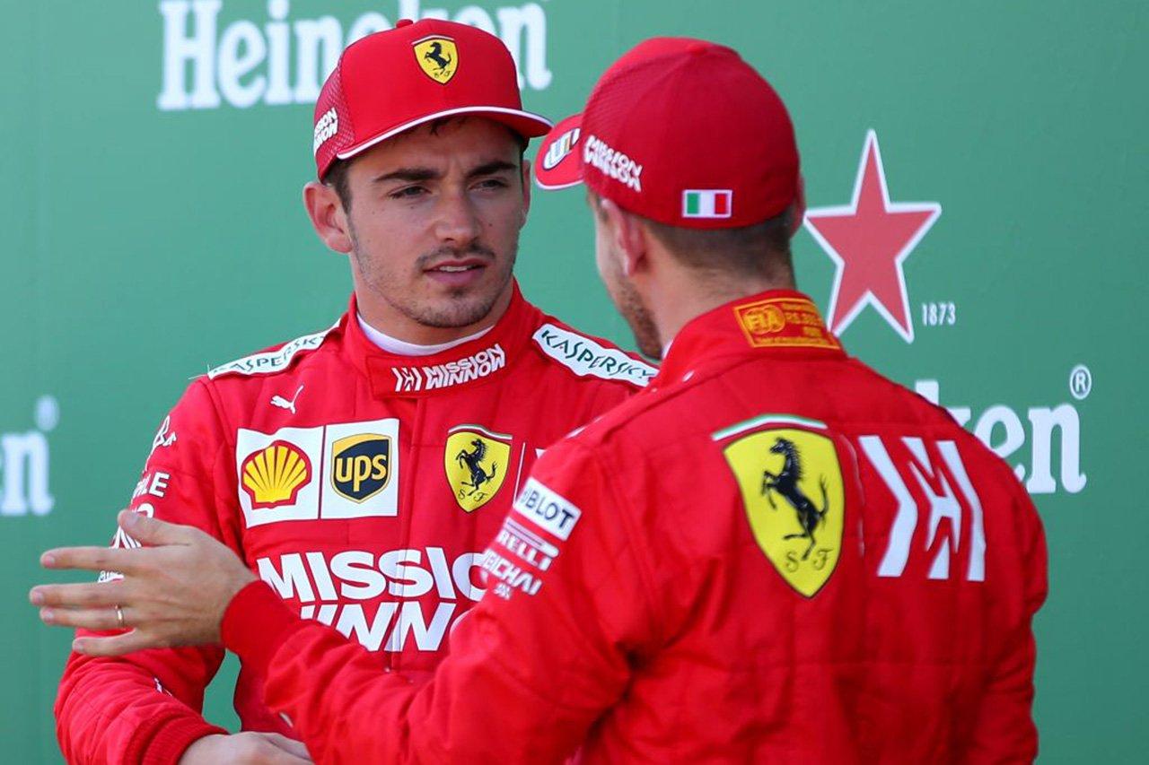 「フェラーリF1の状況はアロンソ/ハミルトンの関係に似ている」とバトン