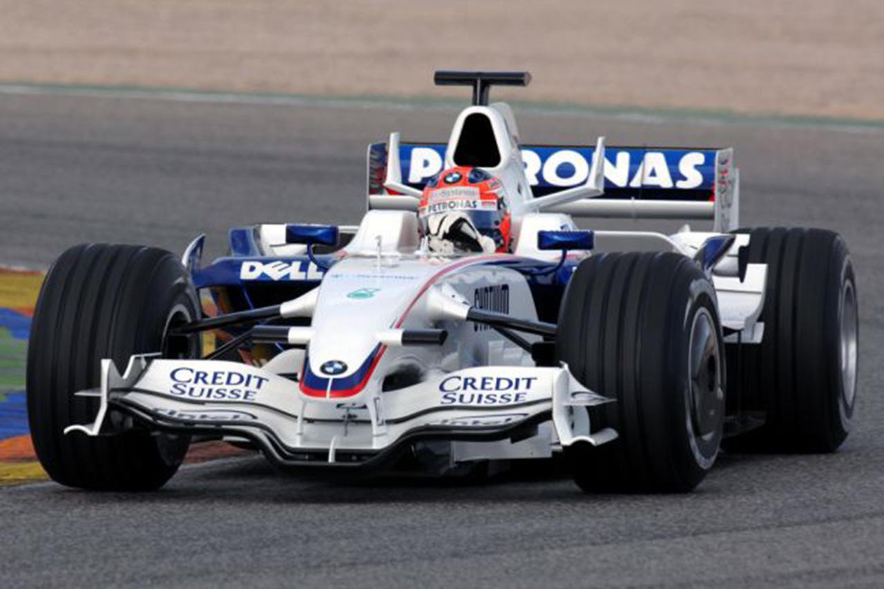 BWMザウバー F1.08 バイキングウイング