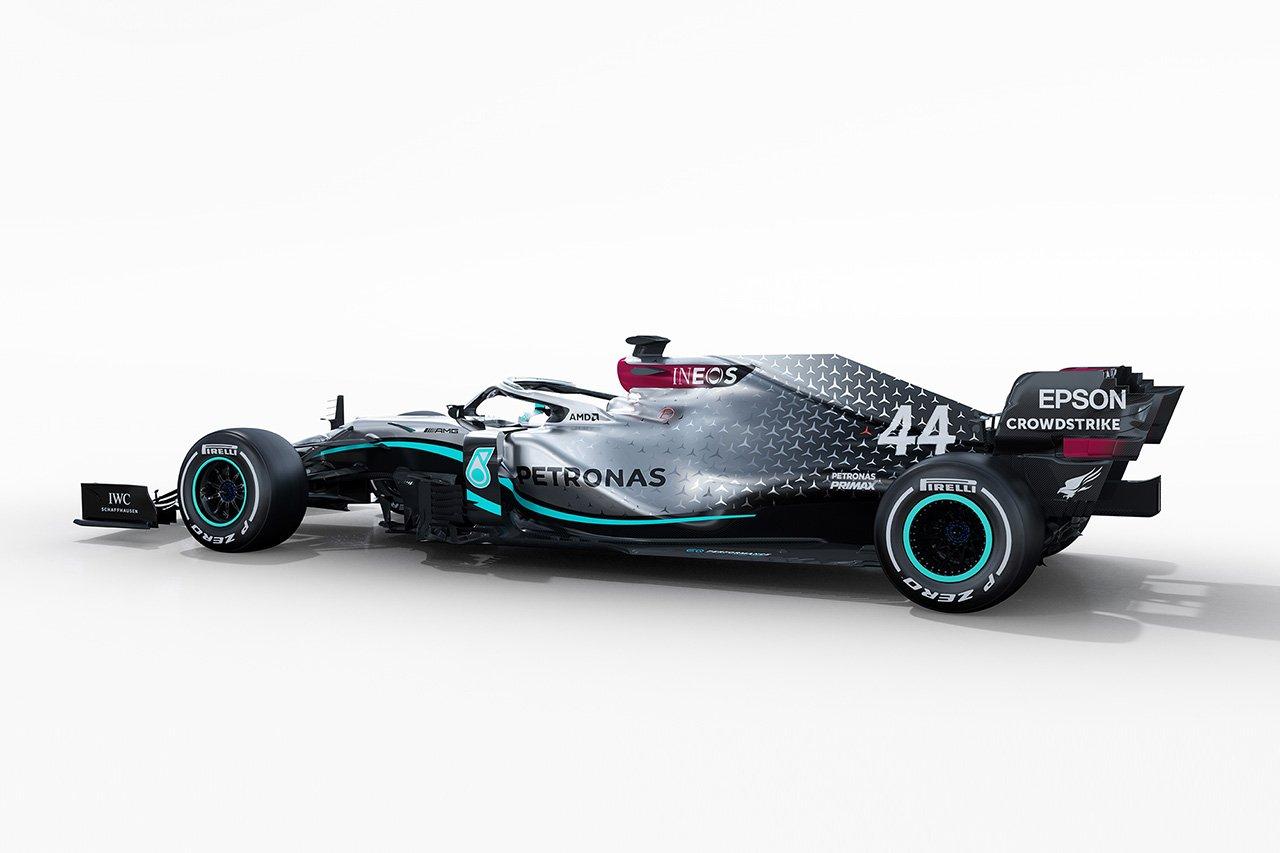 メルセデスAMG F1 W11 ③