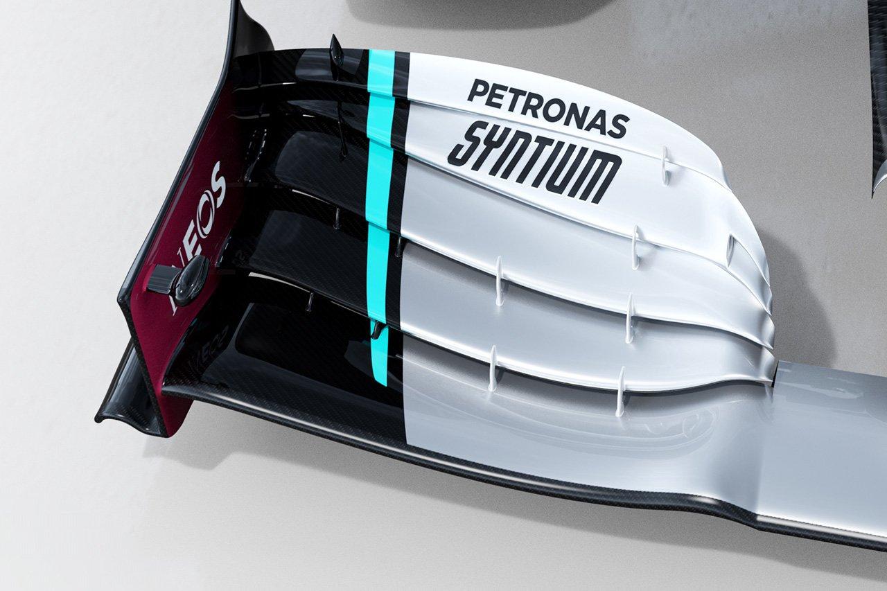 メルセデスAMG F1 W11 ④