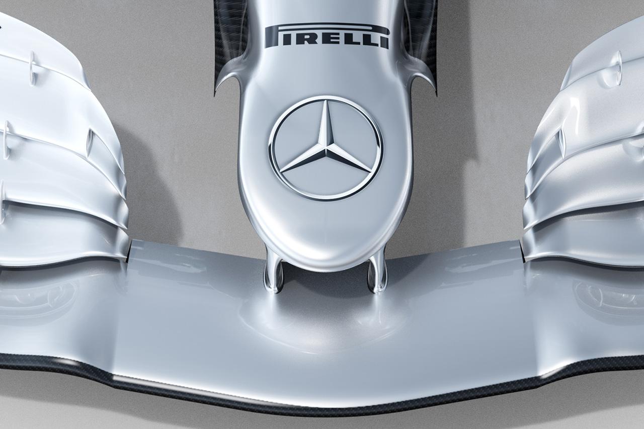 メルセデスAMG F1 W11 ⑤