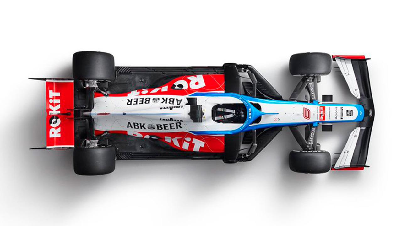 ウィリアムズ FW43 ④