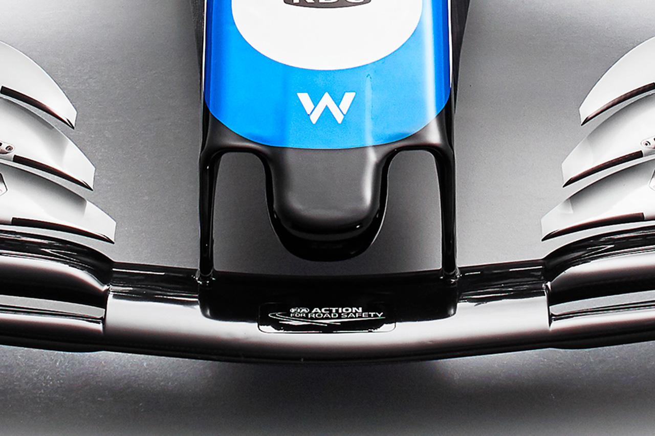 ウィリアムズ FW43 ⑥