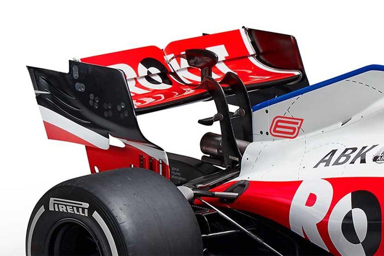 ウィリアムズ FW43 ⑫