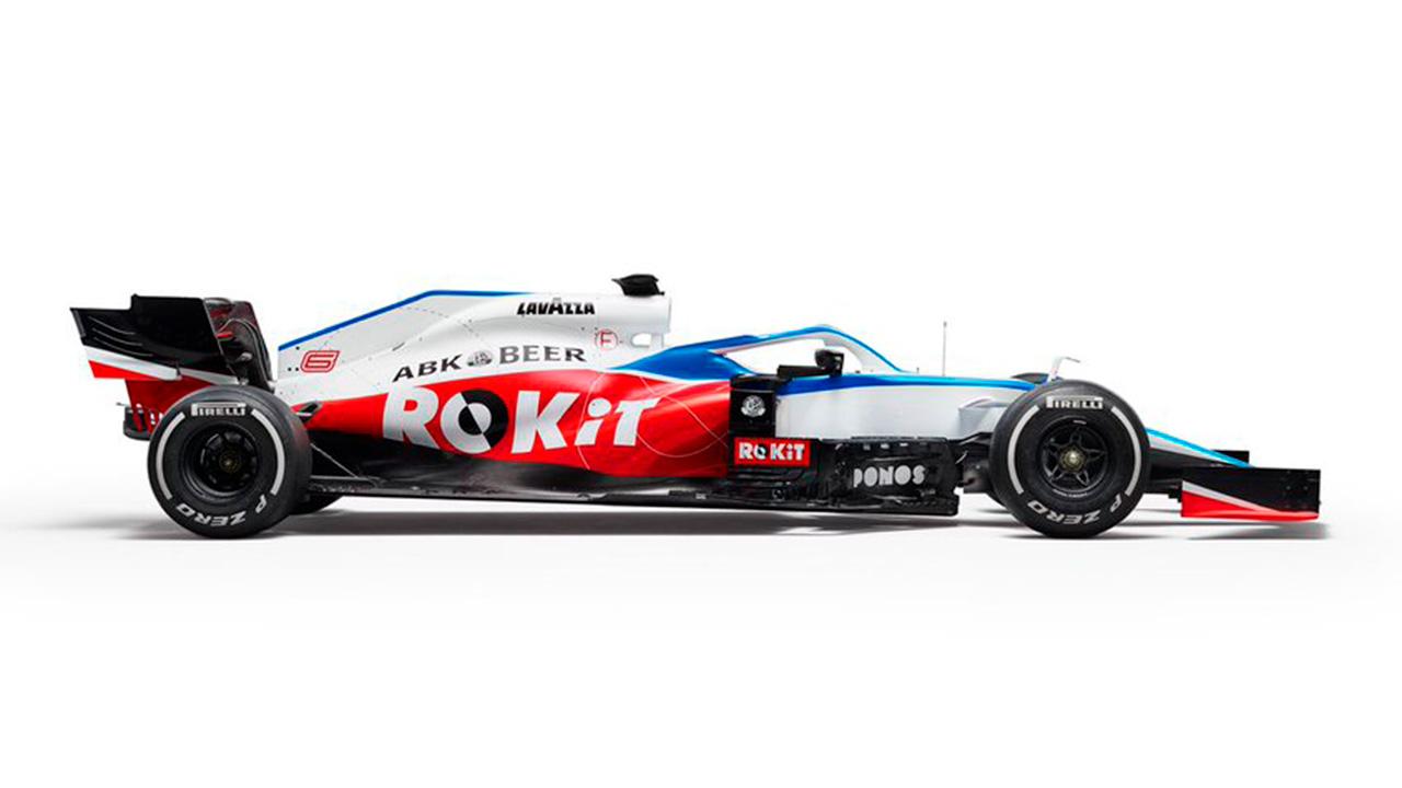 ウィリアムズ FW43 ③