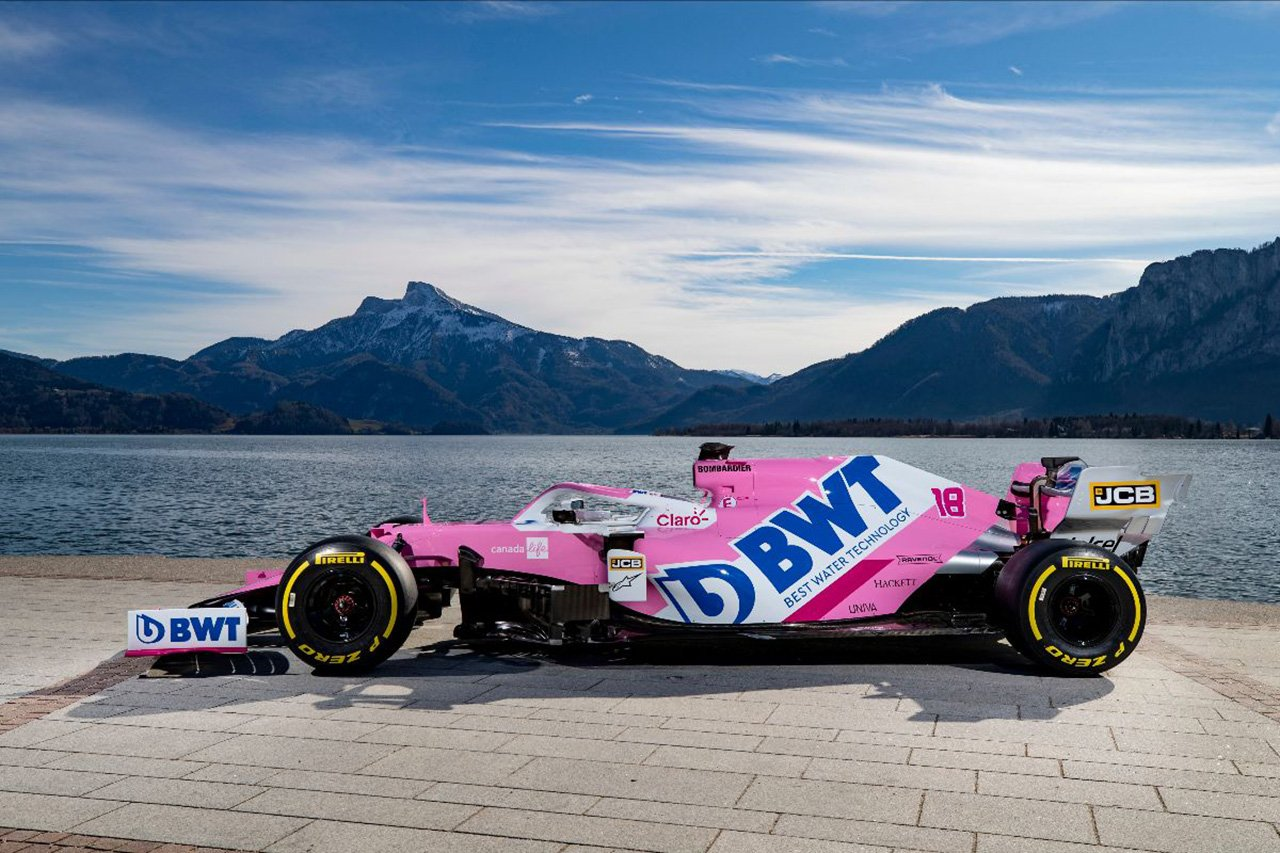 BMW Racing Point F1 Team RP20