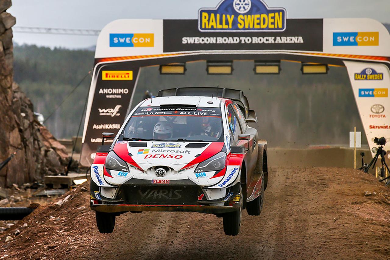 WRC 第2戦 ラリー・スウェーデン デイ2 : エバンスが3連続ベストで首位