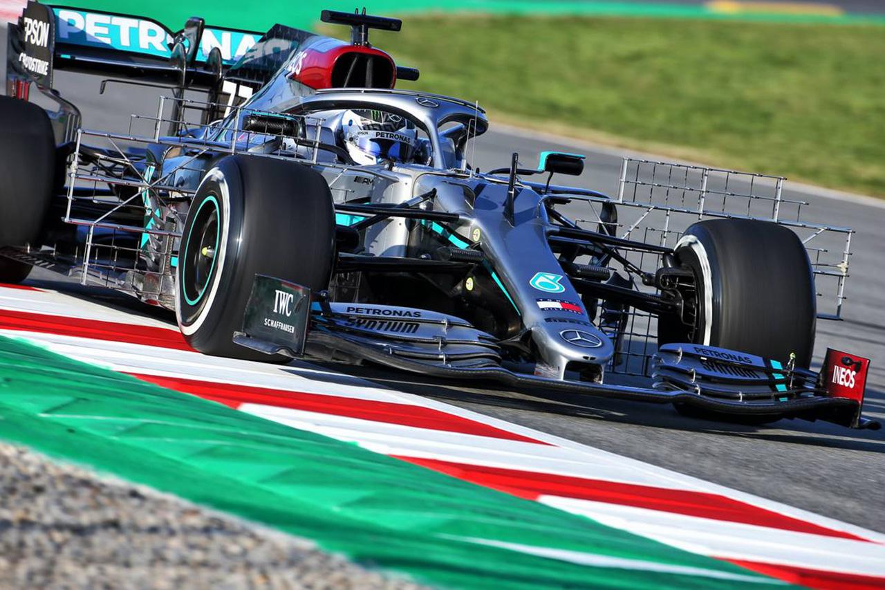 F1バルセロナテスト 1日目・午前