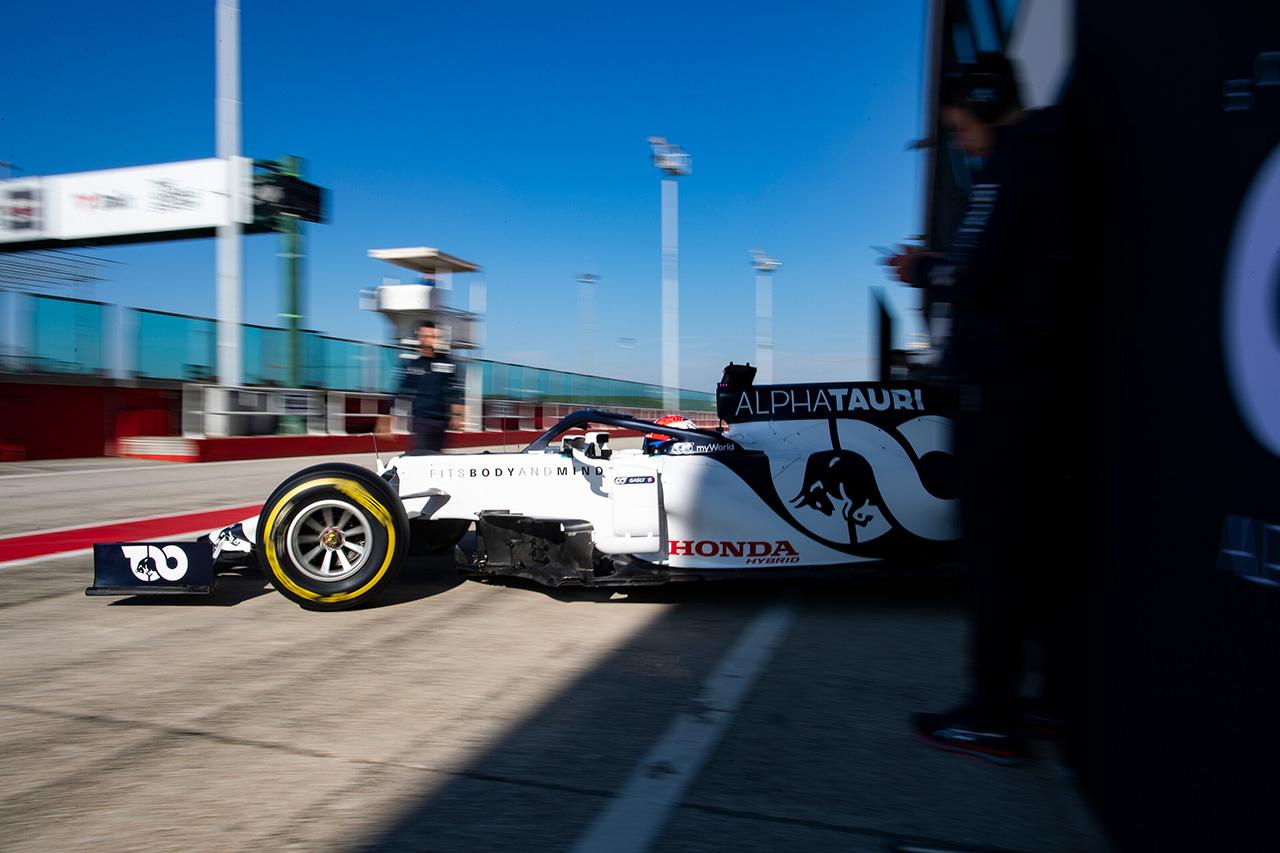 2020年 F1バルセロナテスト1回目