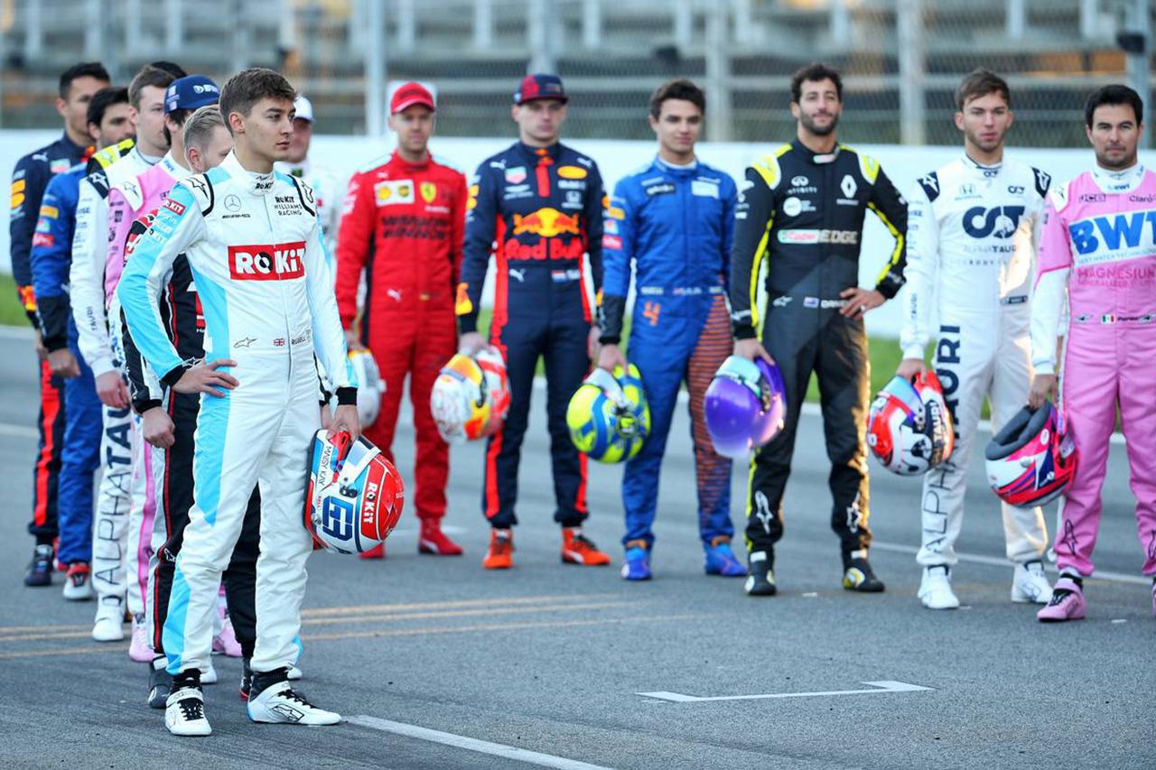 F1バルセロナテスト1日目 : 全F1ドライバーコメント