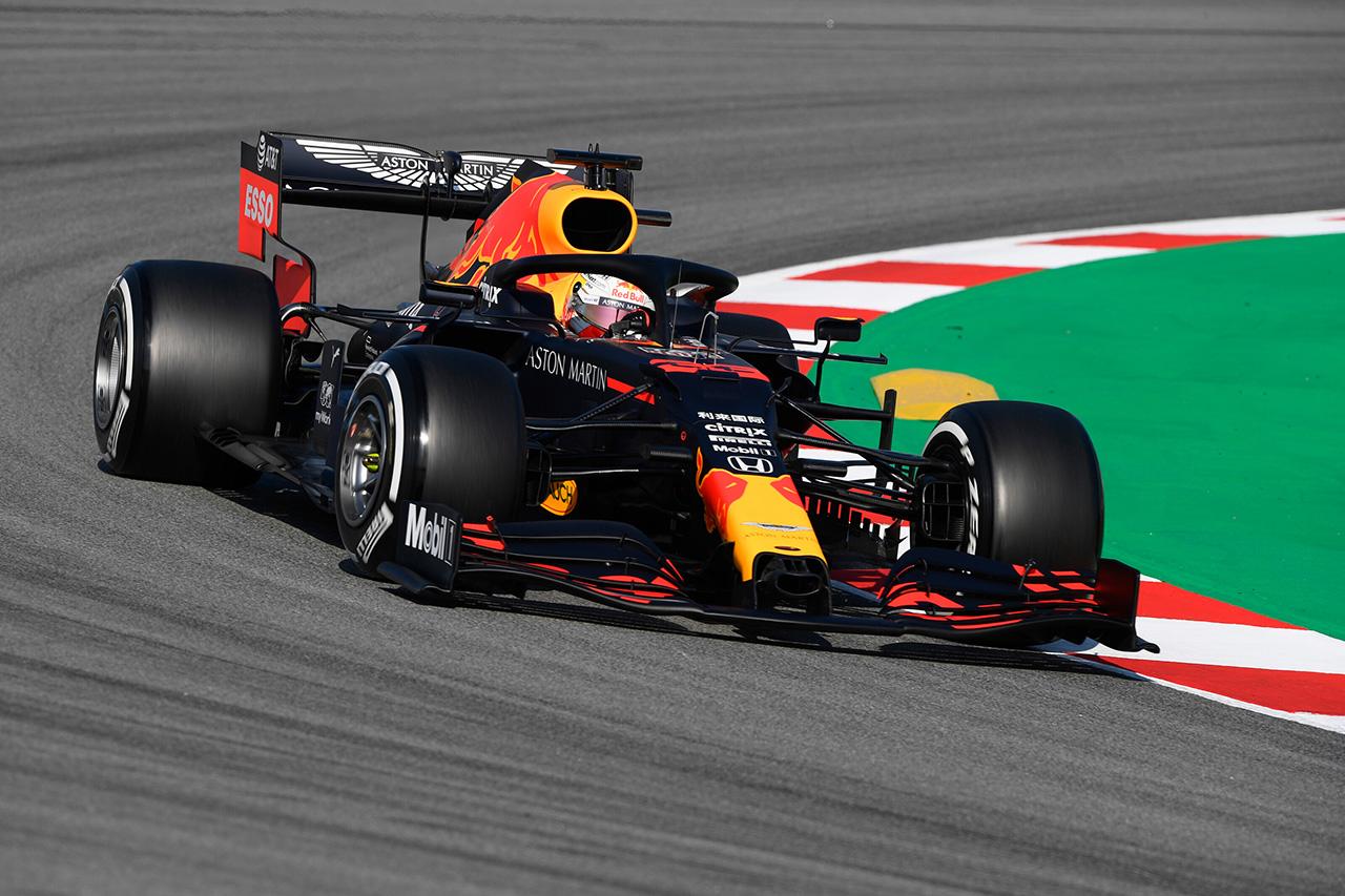 レッドブルF1 「計画よりも多くのことを消化することができた」 / F1バルセロナテスト1日目