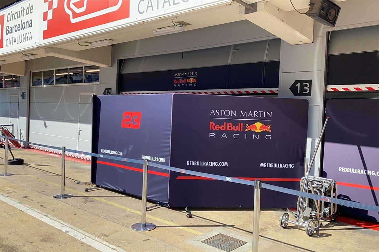 レーシングポイント最速、レッドブルにトラブル / F1バルセロナテスト 結果・タイム(2日目・午前)