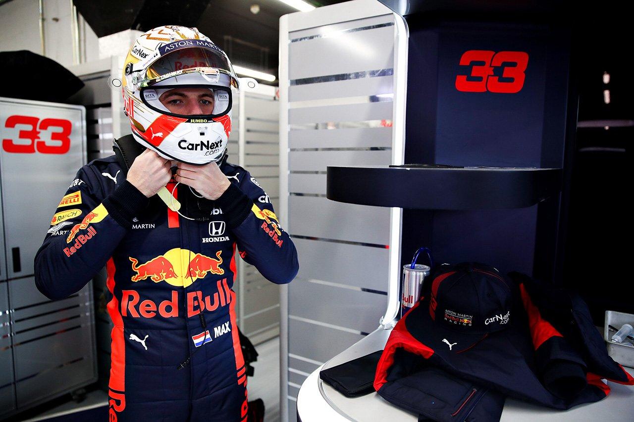 レッドブル・ホンダのフェルスタッペン「RB16はサーキットのどこでも速い」 / F1バルセロナテスト1日目