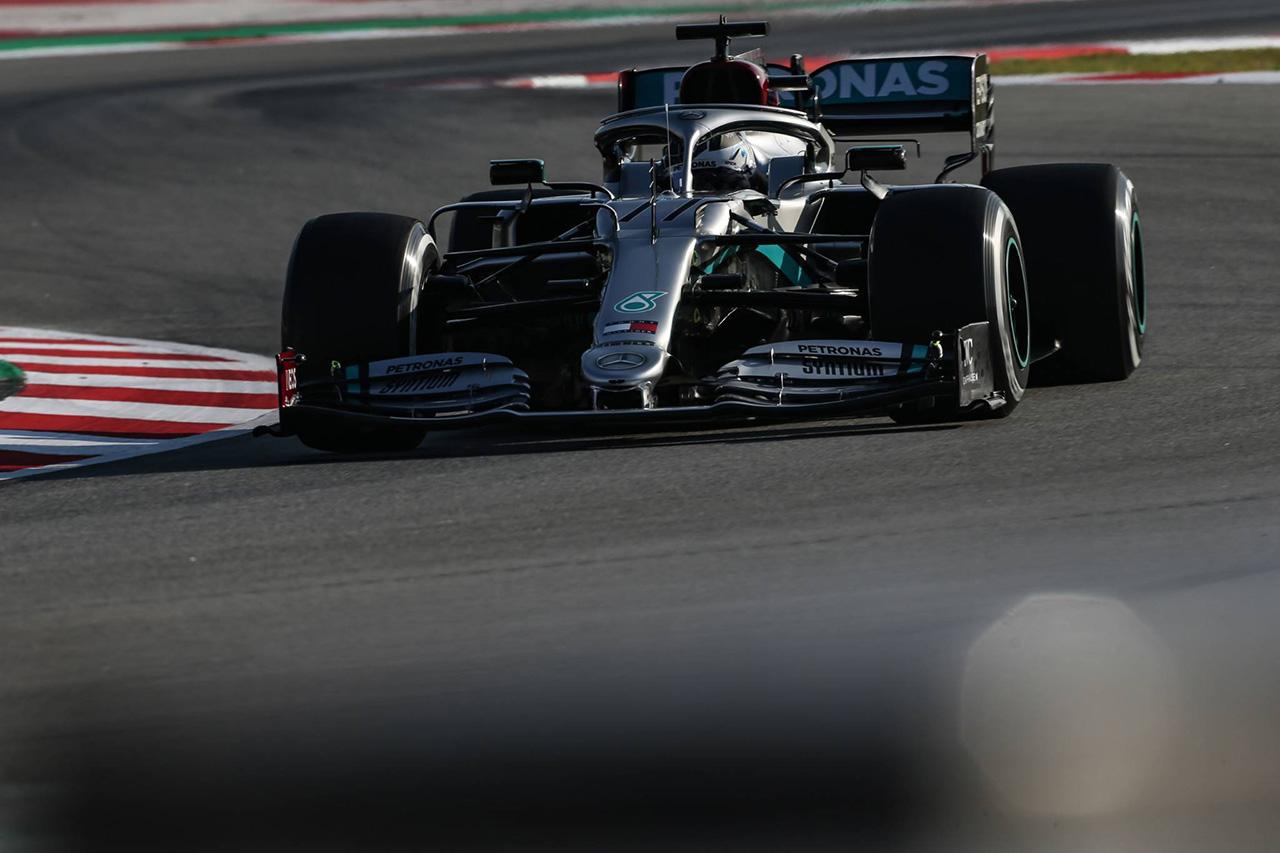 ボッタスが1分15秒台、ホンダF1勢は4・5番手 / F1バルセロナテスト 結果(3日目・午前)