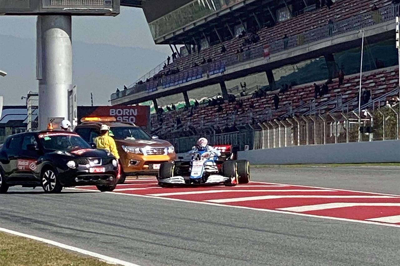 F1バルセロナテスト 最終日