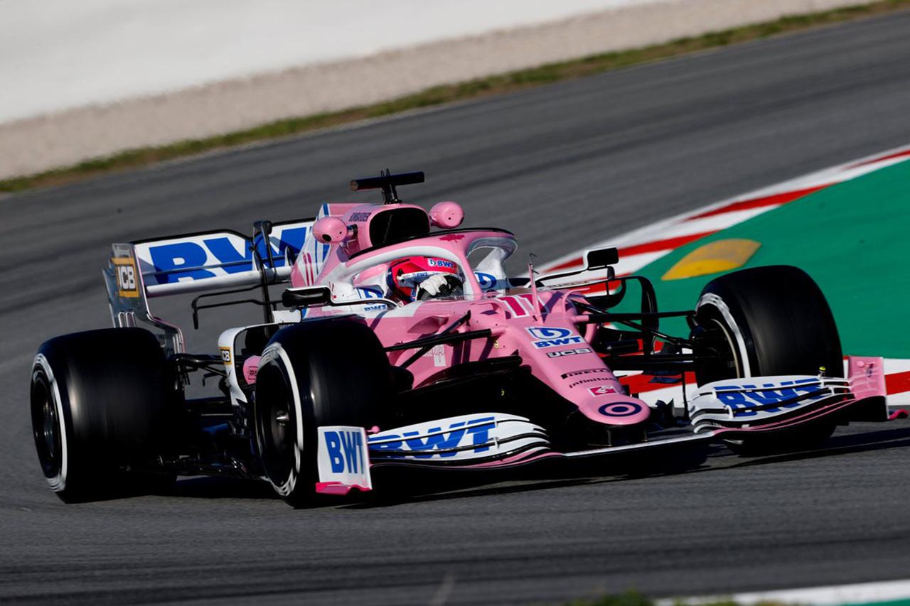 F1 レッドブル・ホンダ 「ピンク・メルセデスのことは心配していない」