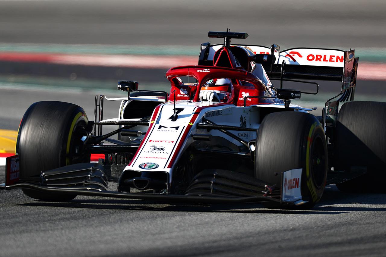 ライコネン最速、ホンダF1勢は281周を走破 / F1バルセロナテスト 結果(2日目)