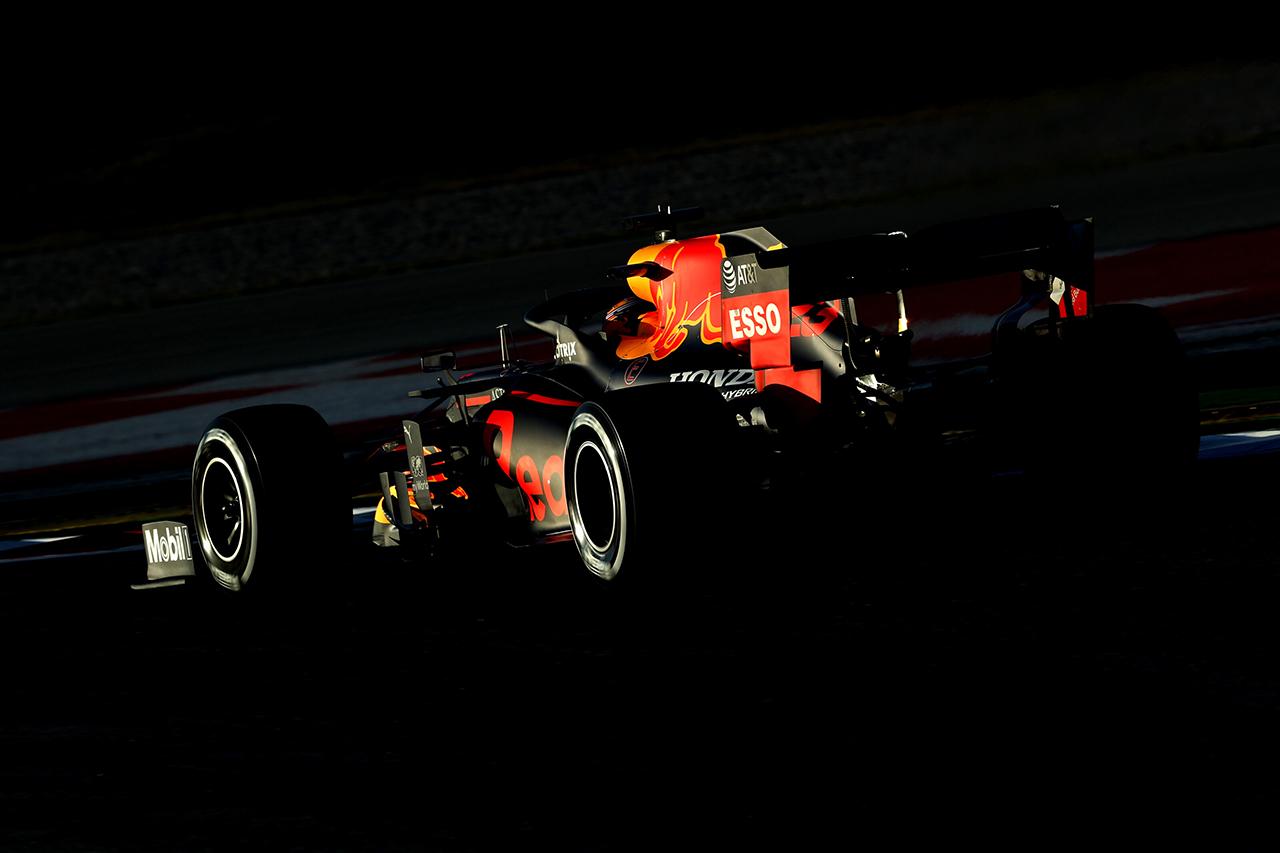 レッドブル、ホンダのPU交換も「すべてのテスト項目を消化できた」 / F1バルセロナテスト2日目