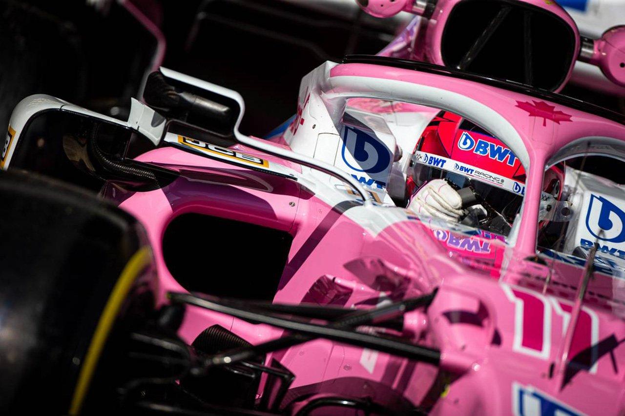 """F1 : セルジオ・ペレス、""""ピンク・メルセデス""""のポテンシャルに自信"""