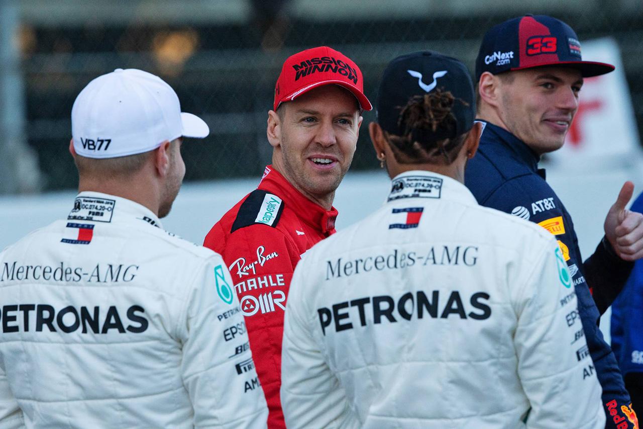 F1 : セバスチャン・ベッテル、メルセデスの『DAS』に肯定的な意見