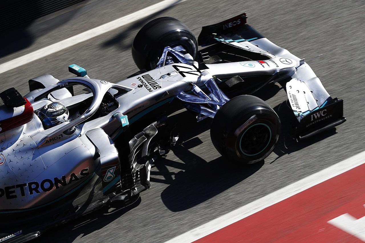 F1 バルテリ・ボッタス 「ライバルがDASシステムをコピーするのは難しい」