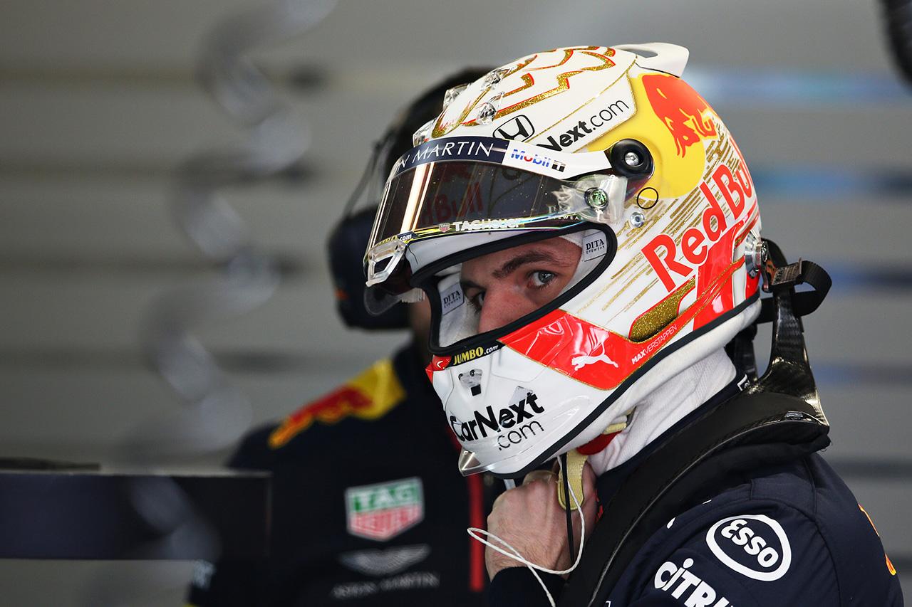 マックス・フェルスタッペン 「RB16のテスト1週目には文句なしに満足」 / レッドブル・ホンダF1