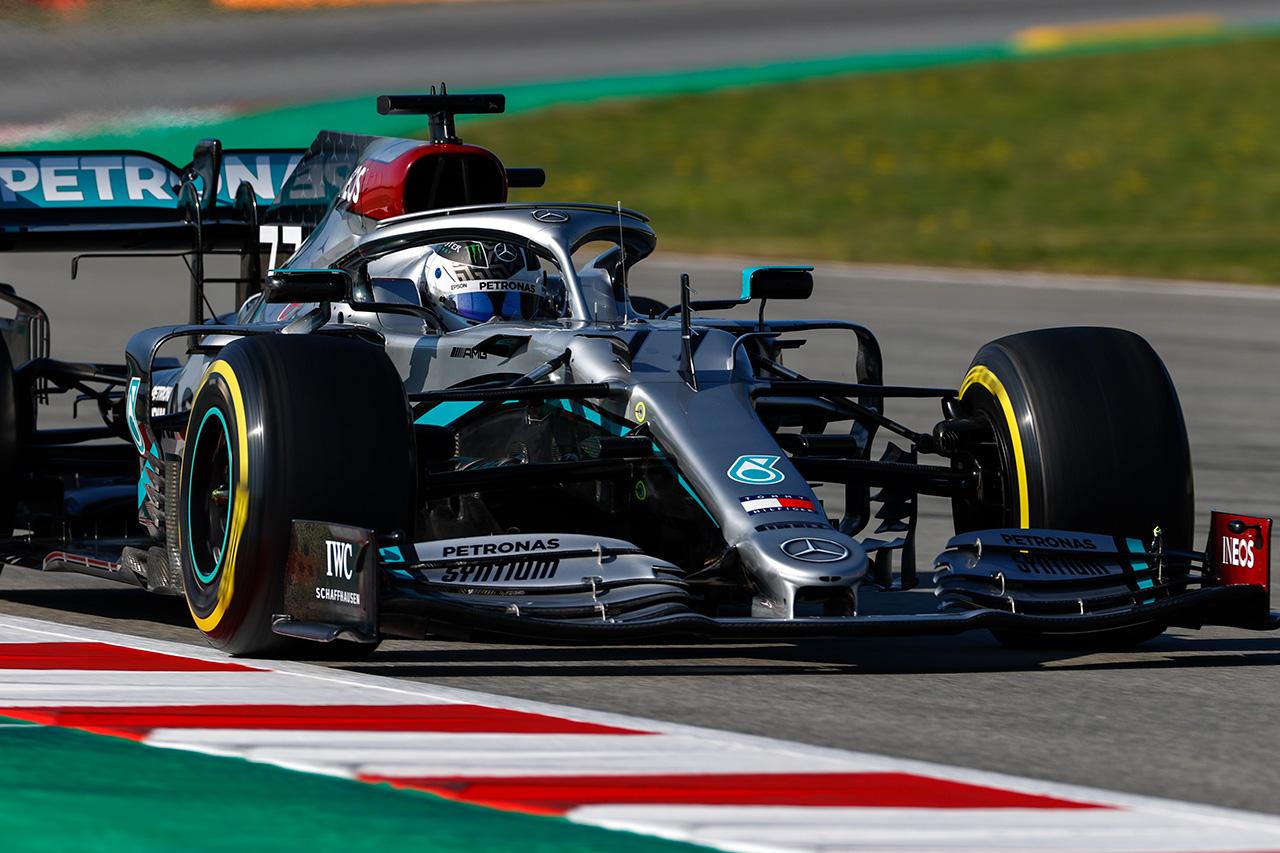 メルセデス最速、ホンダF1勢はノートラブル / F1バルセロナテスト 結果(3日目)